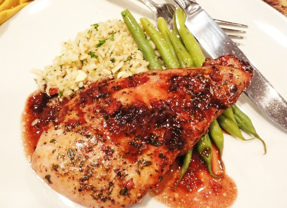 dinner-balsamic-chicken